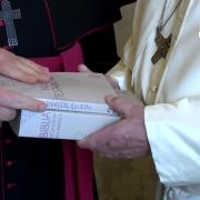 papa Francisco Biblia de la Iglesia en América BIA CELAM PPC